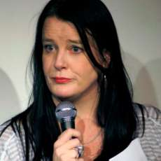 Image result for Karen Bayley comedian