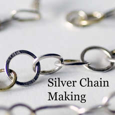 Silver-chain-making